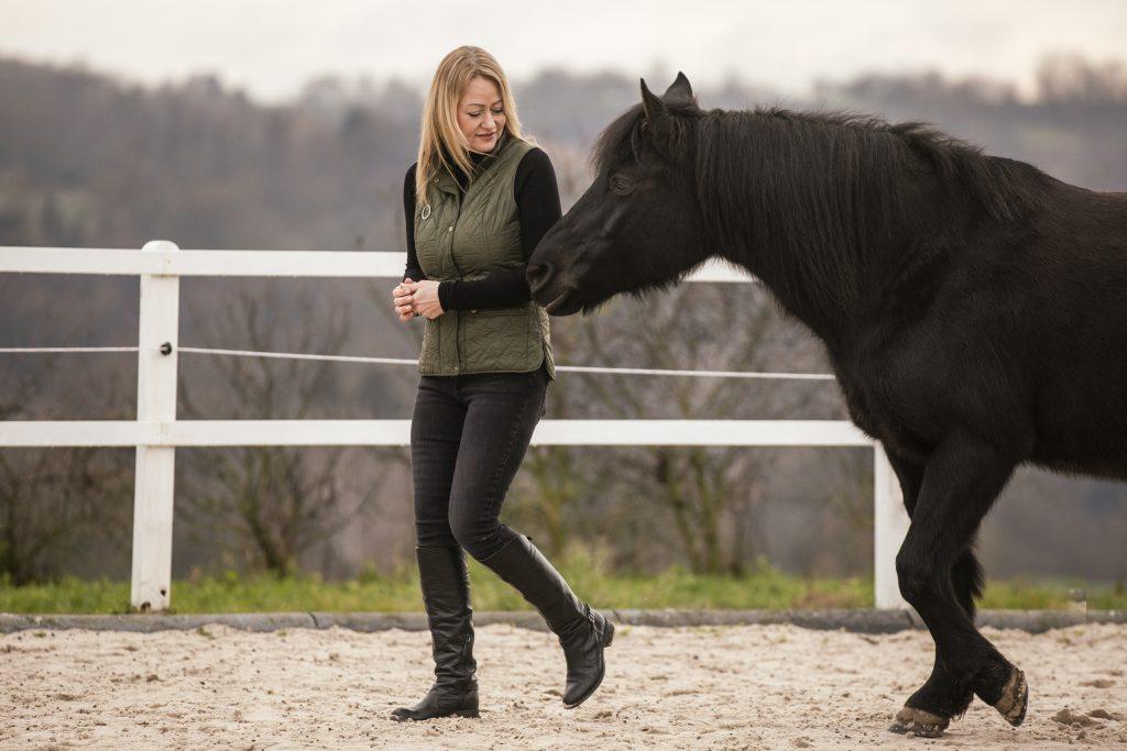 Alexandra Pferdegestützter Coach